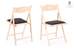 LIM.A Klappstuhl mit Sitzpolster